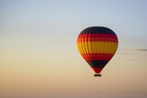 activités evjf arcachon - tour en montgolfière à arcachon