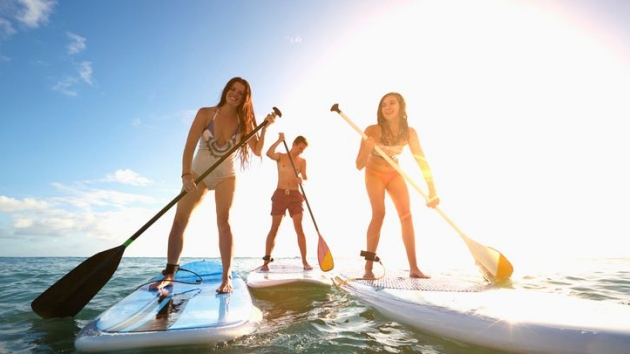 activités evjf porto - paddle