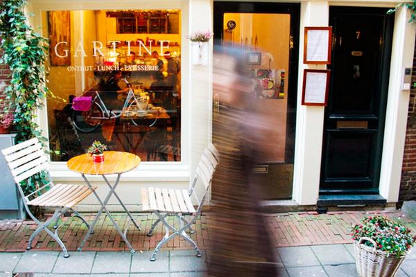 evjf amsterdam - meilleur restaurant