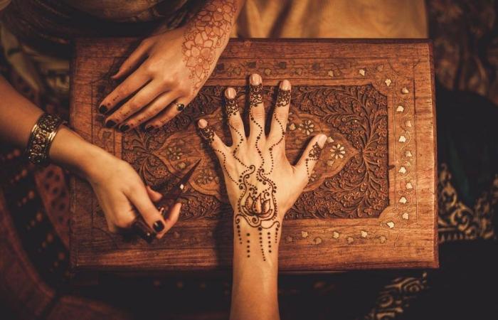 idées EVJF-Marrakech-atelier-tatouage-henné-marrakech