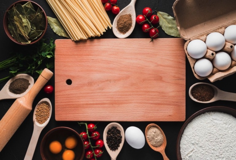 idées evjf à domicile - atelier cuisine