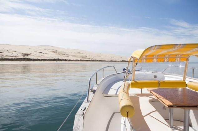idées evjf arcachon - croisière en bateau à voile