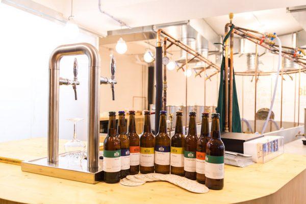 idées evjf bordeaux - atelier bière bordeaux
