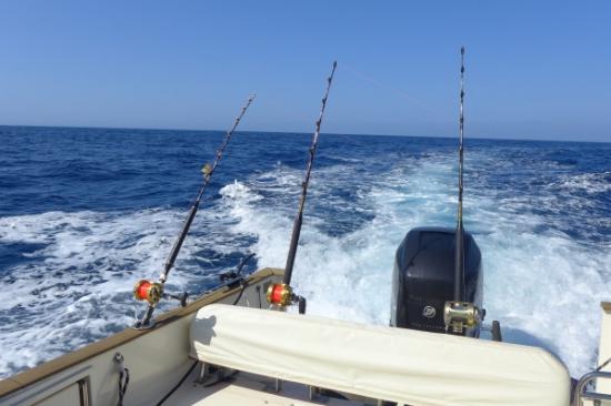 idées evjf la rochelle - séance pêche à la rochelle