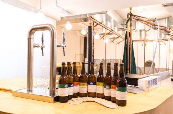 idées evjf lille - atelier bières à lille