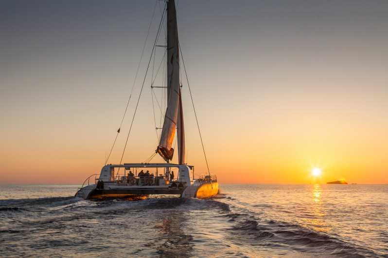 idées evjf lisbonne - balade en catamaran à lisbonne