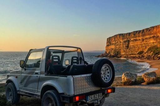 idées evjf lisbonne - randonnée en jeep