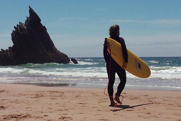 idées evjf lisbonne - surf lisbonne