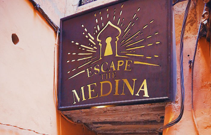 idées evjf marrakech-escape game-de-medina- marrakech