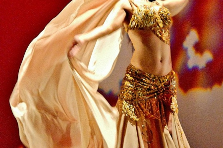 idées evjf marrakech - soirée danse orientale à marrakech