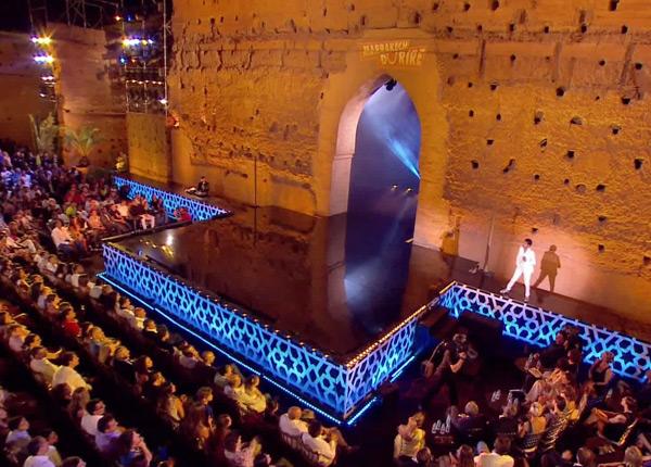 idées evjf marrakech - spectacle marrakech du rire