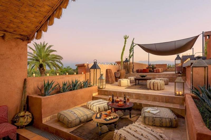idées evjf marrakech - une nuit dans une famille berbere marrakech