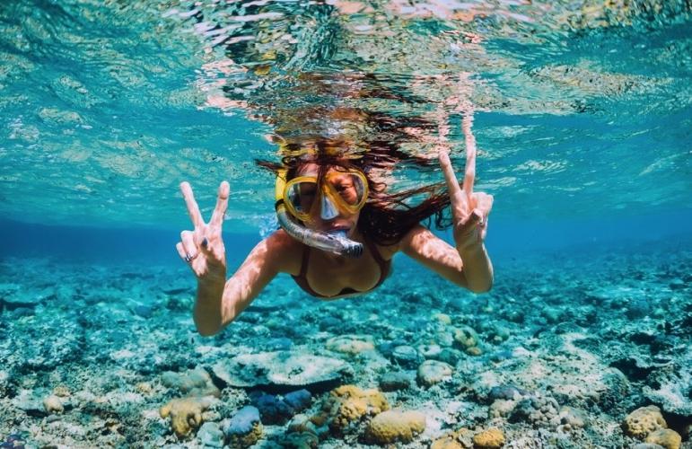 idées evjf milan - snorkelling milan