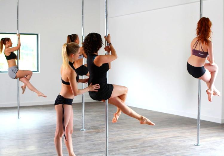 idées evjf montpellier - cours de pole dance montpellier