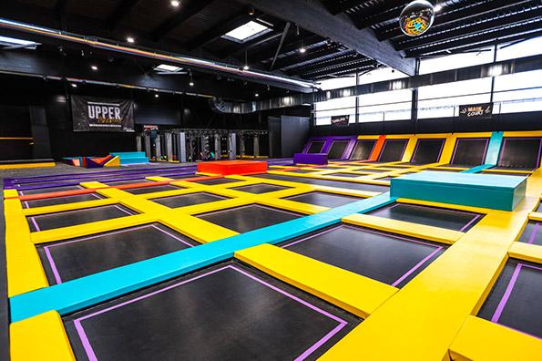 idées evjf montpellier - parc à trampolines montpellier