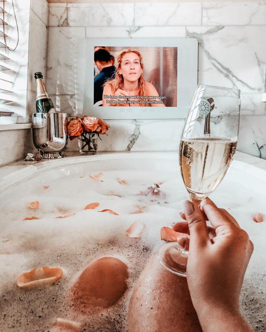 idées evjf pas cher pour un evjf - spa à la maison