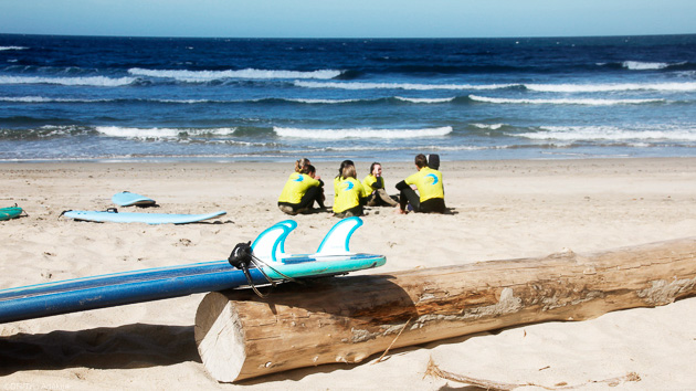 idées evjf porto - surf