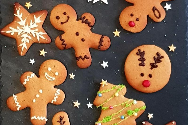 idées evjf strasbourg - atelier biscuits de noel strasbourg