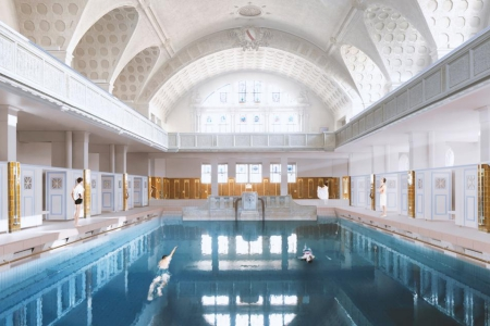 idées evjf strasbourg - bains municipaux strasbourg