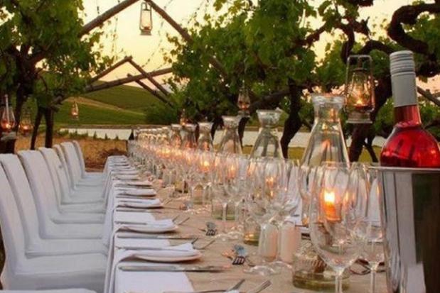 idées evjf strasbourg - diner dans les vignobles de strasbourg