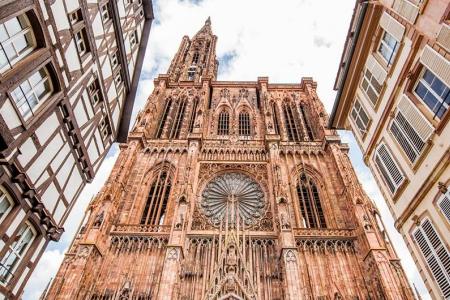 idées evjf strasbourg - visite de la cathédrale de strasbourg