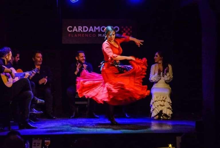 meilleures activités evjf à madrid - flamenco madrid