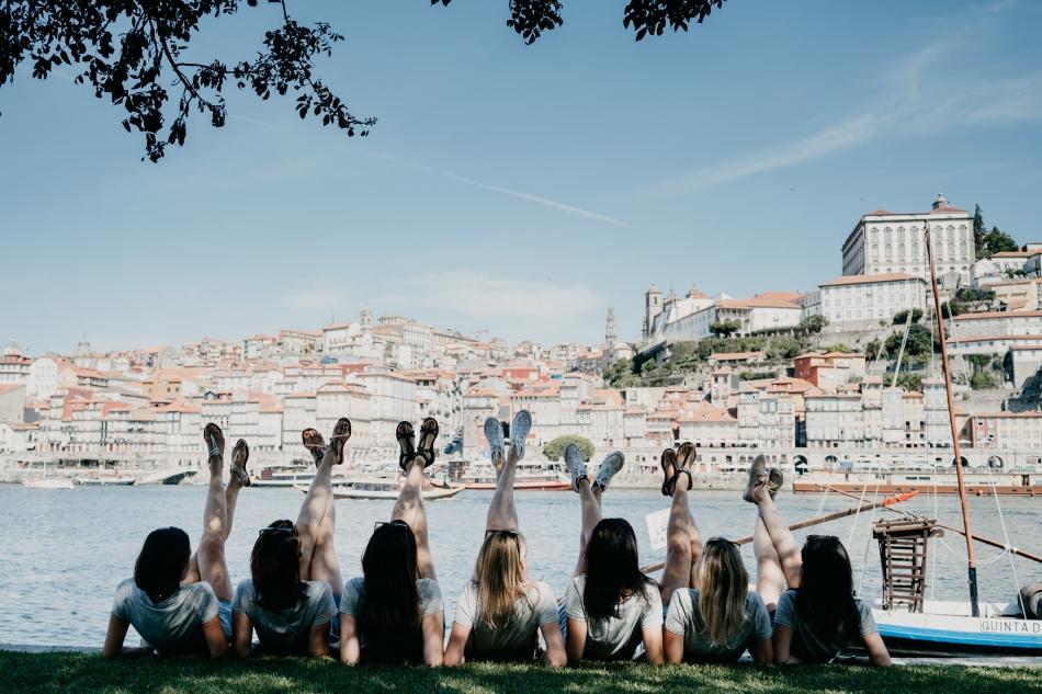meilleures idées evjf à Porto